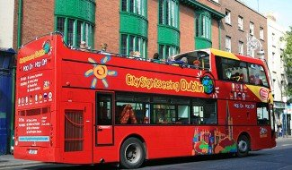 2 Day Hop-On Hop-Off Dublin Bus Pass