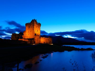 9-Night Castles In The Mist Vacation