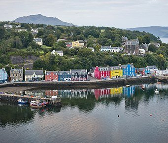 14-Night Scottish Isles and Glens with London